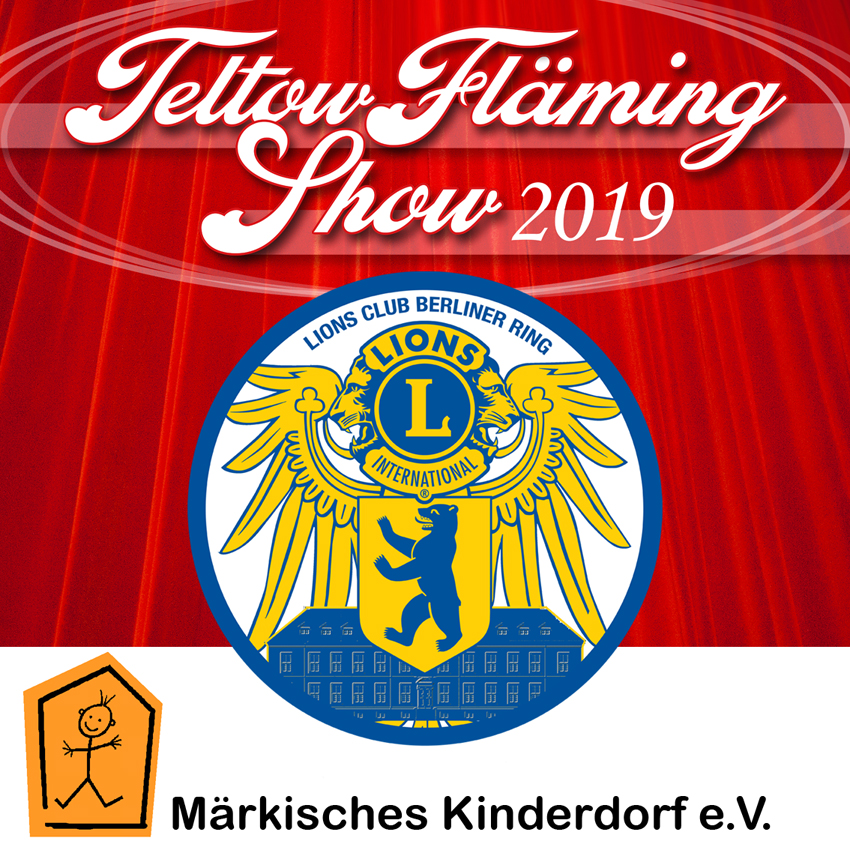 Teltow Fläming Show & Lions Club Berliner Ring